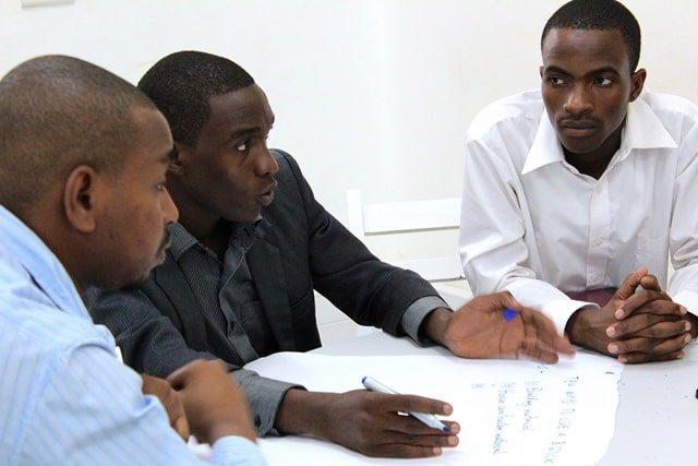 IFACE amphi de rentrée Prix Jeune Entrepreneur Francophone 2017