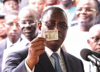 carte biométrique de la CEDEAO nouveau décret du président