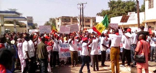 conférence sur l'éducation à Dakar/Grève de 48 heures dans l'enseignement supérieur avec le SAES/Saes