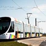 Lancement du Train express régional