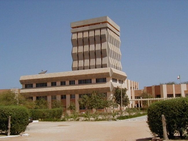 L'enseignement supérieur au Sénégal en 2016