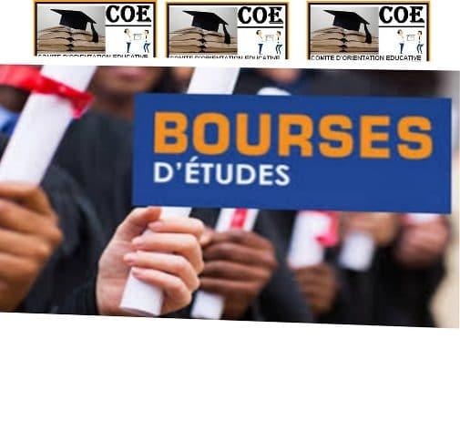 Bourses entières/Le Comité Orientation Éducative