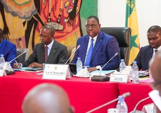 les nominations dans l'enseignement supérieur du conseil des ministres