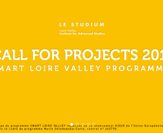 Bourses du Smart Loire Valley Programme 2017