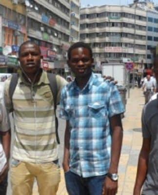 Etudiants africains qui sont en Inde