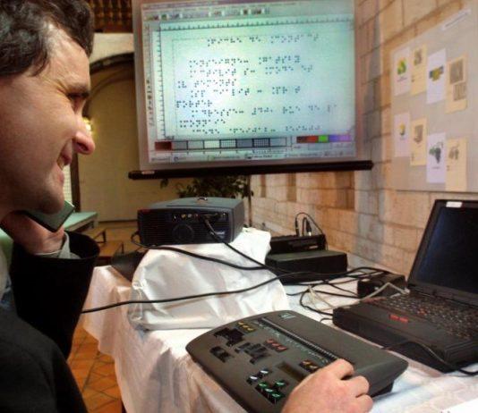 La technologie au service des handicapés