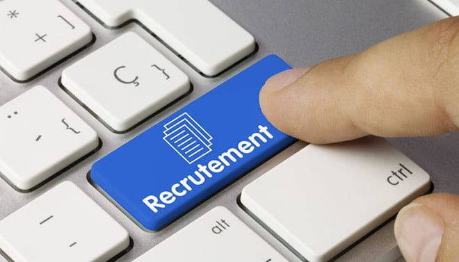 recrutement assistants stagiaires