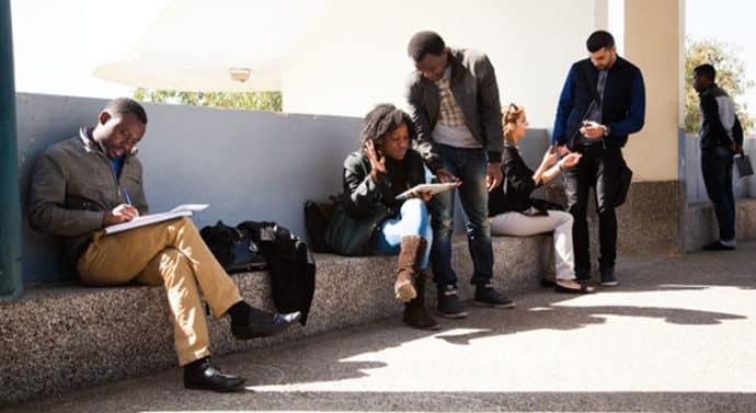 Mobilité étudiante africaine/Maroc accueille des étudiants originaires d'Afrique subsaharienne